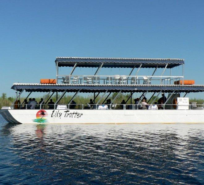 Janala Tours and Safaris - Chobe boat cruises