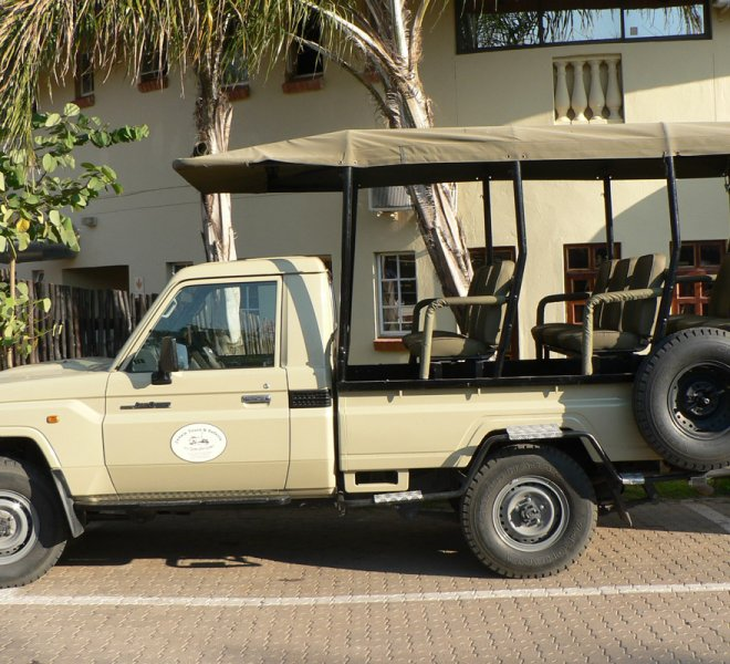 Janala Tours and Safaris - Chobe game drives