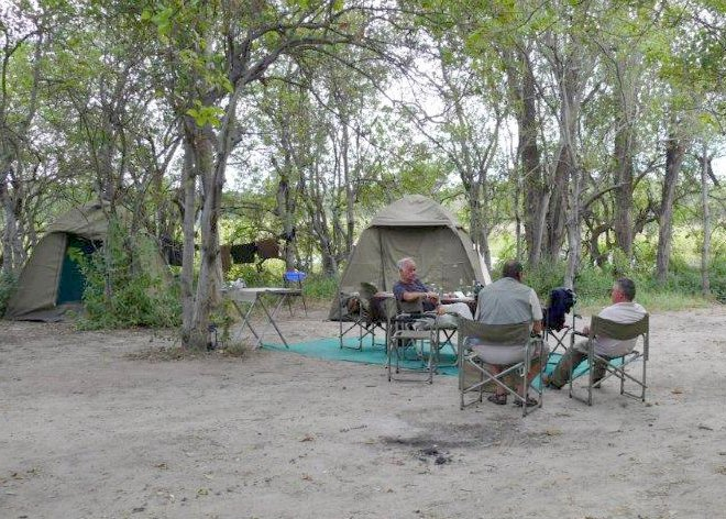 Janala Tours and Safaris - Chobe mobile safari