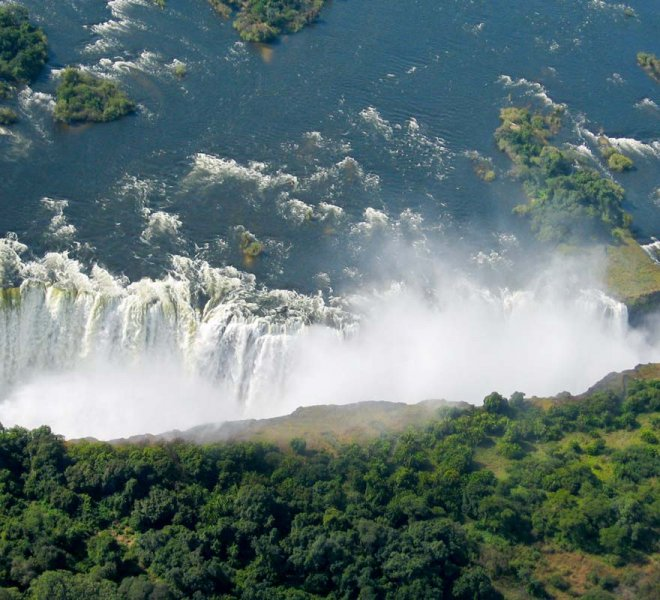 Janala Tours and Safaris - Zimbabwe Victoria Falls day trip